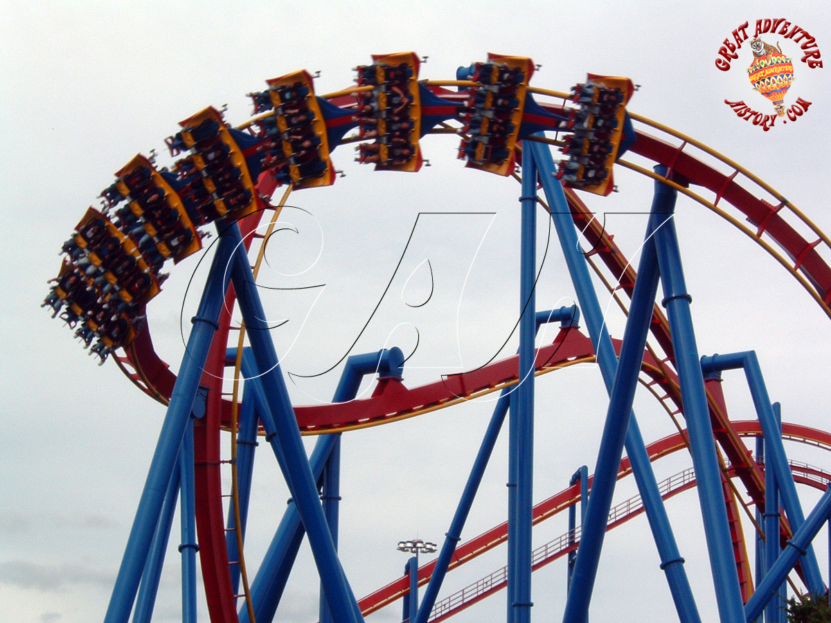 Superman Ultimate Flight - Roller Coasters - Great ...