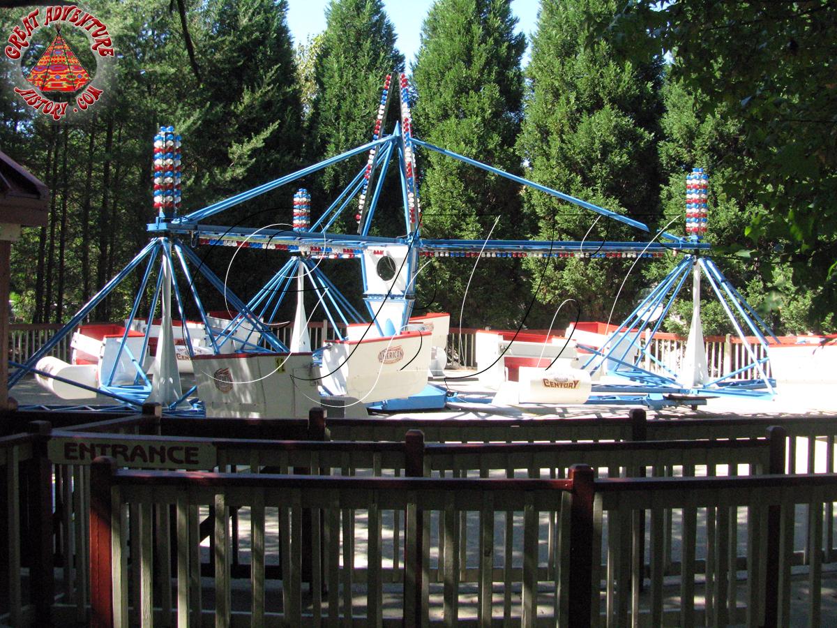 Dejavu At Six Flags Great Adventure