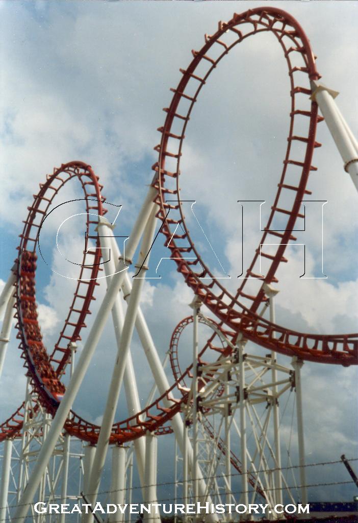 roller coaster machine