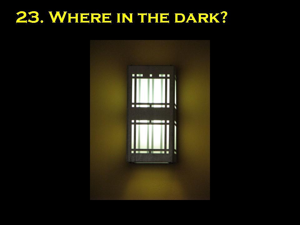 greatadventurehistorycom quotwhere in the darkquot