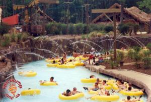 Six Flags Hurricane Harbor Taak It Ee Zee Creek